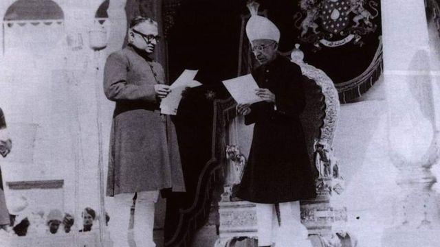 میر عثمان علی، حیدرآباد، انڈیا