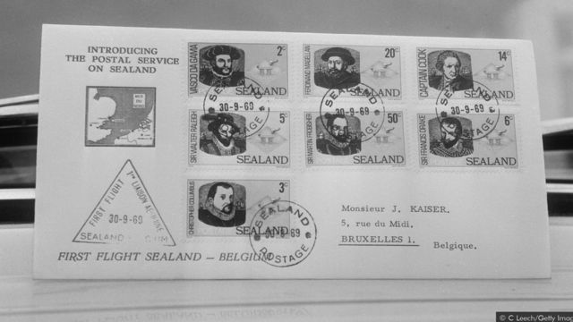 Selos de Sealand