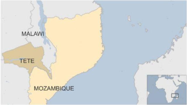 Ikarata ya Mozambique