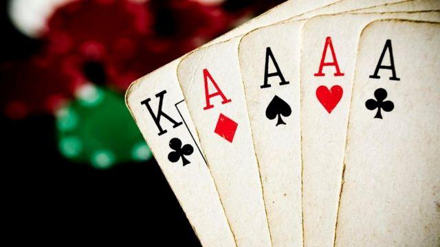 люди которые любят играть в карты