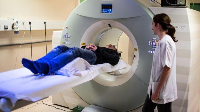 Escaneo computarizado de cuerpo