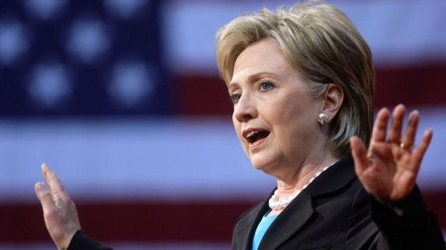 Hilllary Clinton