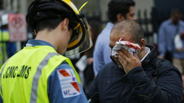 Herido tras accidente en Nueva Jersey.