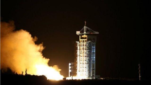 चीन का उपग्रह