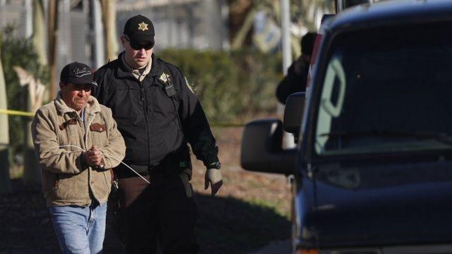 Detención en Maricopa