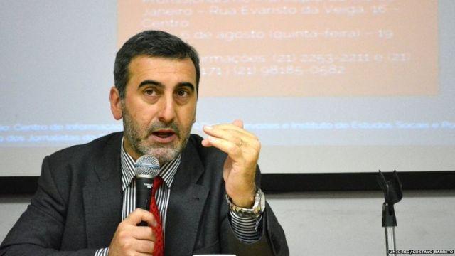 advogado chileno Edson Lanza