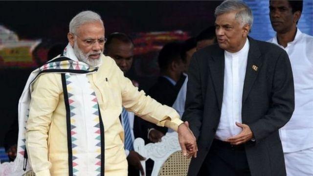 भारत और श्रीलंका