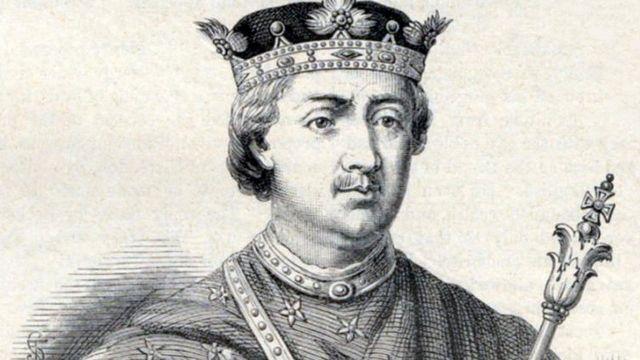 Король Англии Генрих II