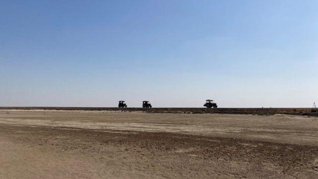 भारत पाकिस्तान सीमा क्षेत्र