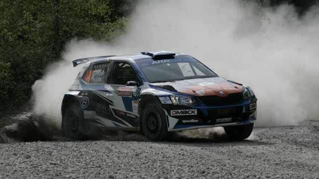 Forest fire appeal to Scottish Rally fans