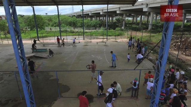 Projeto Skate Social