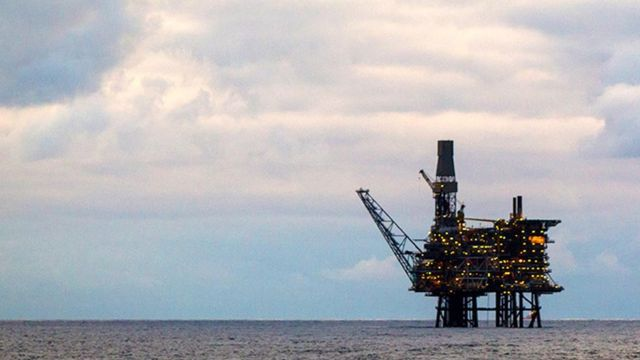 North Sea gas leak being investigated by HSE