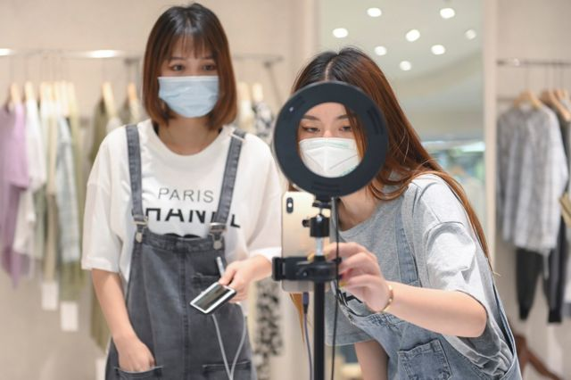 The demand for recruitment in the live broadcast industry in China, which is in the midst of the epidemic, has increased significantly.