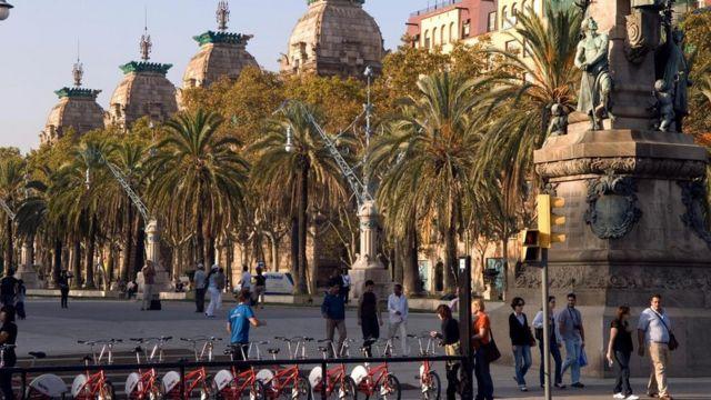 西班牙城市