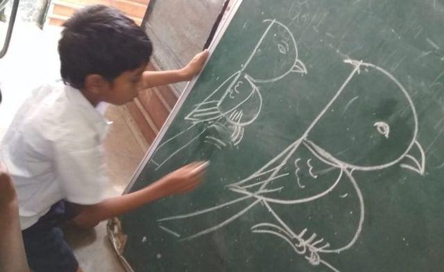 डी प्रकाश राव का स्कूल