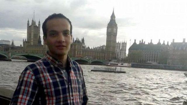 Nghi phạm 21 tuổi được cho là Yahya Faroukh