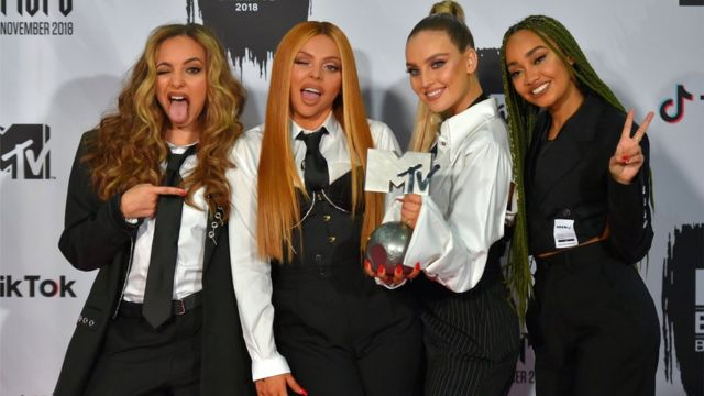 Little Mix split from Syco days before LM5 album release