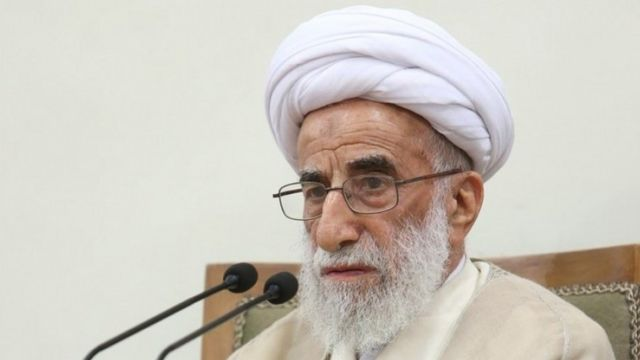 احمد جنتی، دبیر شورای نگهبان ایران علاوه بر اینکه مسنترین سیاستمدار ایرانی است