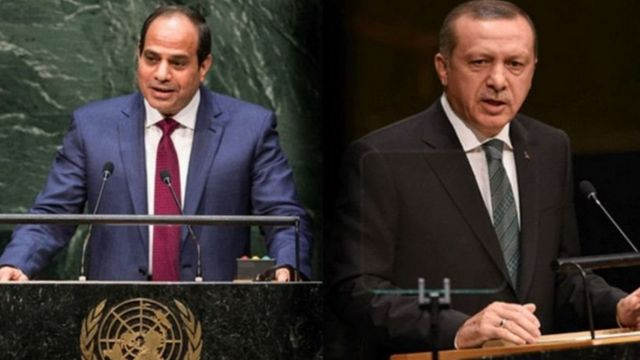 أردوغان والسيسي