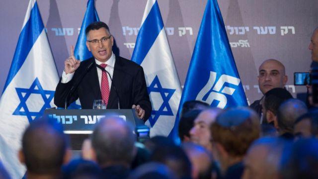 گیدون سعر اعلام کرده که در انتخابات بعدی از بنیامین نتانیاهو حمایت خواهد کرد
