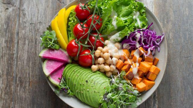 Вегетаріанський чи вегетарійський обід?