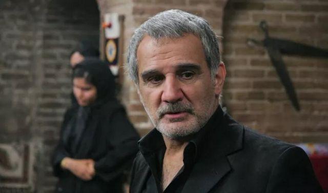 مهدی هاشمی از بازیگران اصلی فیلم خانه پدری است