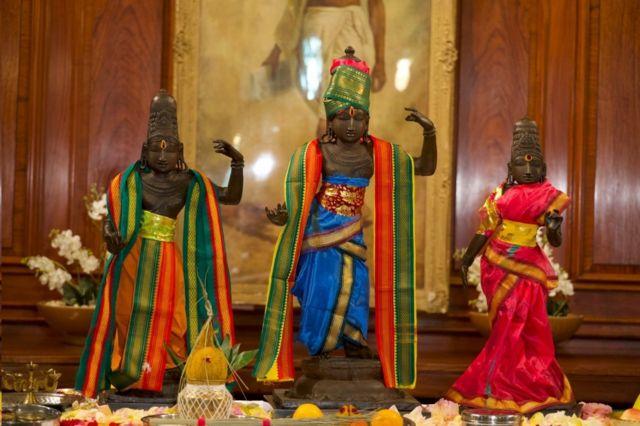 ram sita laxman idols stolen and rescues in londun