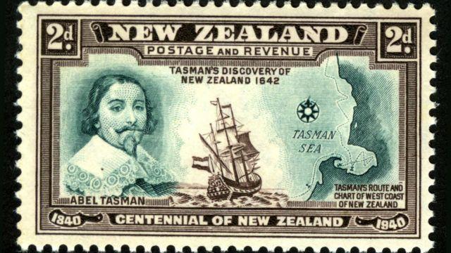 Abel Tasman a sans doute trouvé le grand continent austral, mais il n'a pas réalisé que 94% de celui-ci est sous l'eau