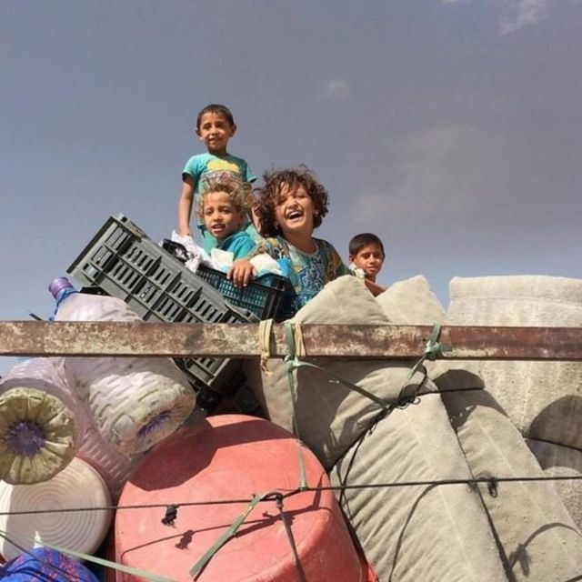 इराक के बच्चे