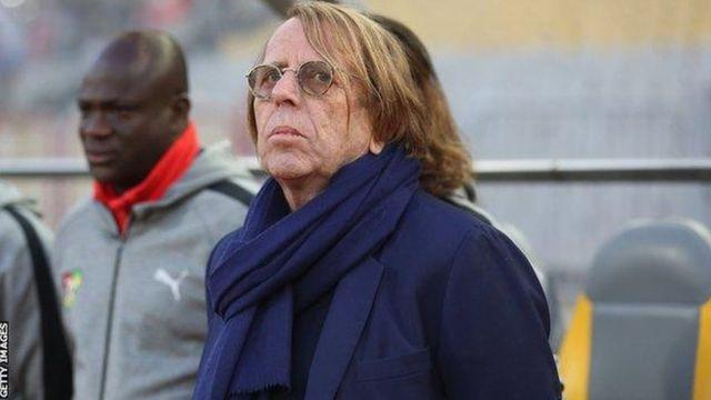 Claude Le Roy, l'entraineur français du Togo, dispose d'une grande expérience de la CAN.