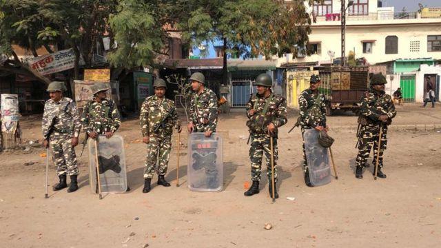 कानपुर हिंसा