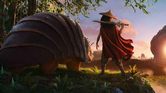 Рая і останній дракон