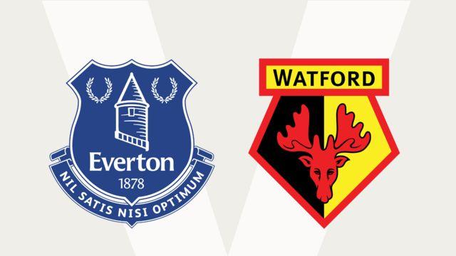 Everton v Watford