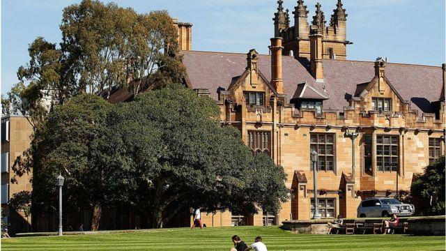 শিক্ষার্থীদের পছন্দের তালিকায় রয়েছে অস্ট্রেলিয়ার সিডনি বিশ্ববিদ্যালয়ের মতো অনেক প্রতিষ্ঠান