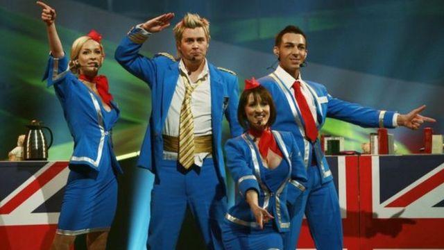 欧洲歌曲大赛