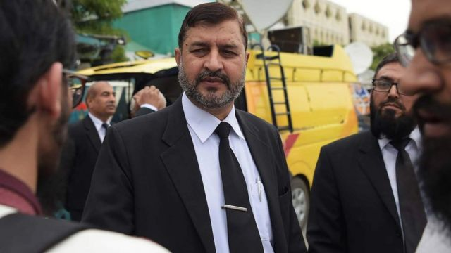 Advogado Ghulam Mustafa Chaudhry