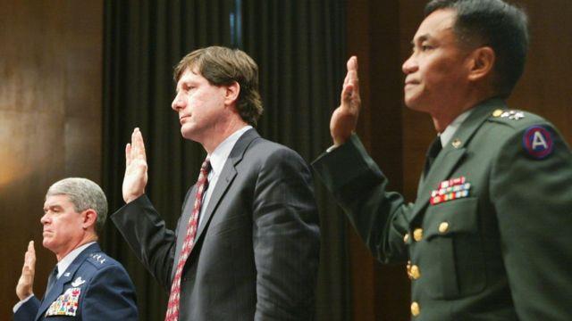 Una audiencia en el Senado de EE.UU. sobre casos de tortura
