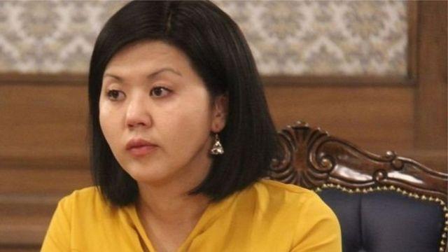 Борбордук шайлоо комиссиясынын мүчөсү Атыр Абдрахматова
