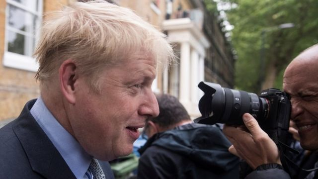 Boris Johnson's success leaves him vulnerable