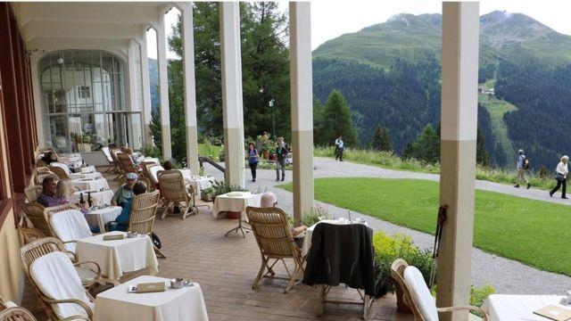 Hotel Schatzalp