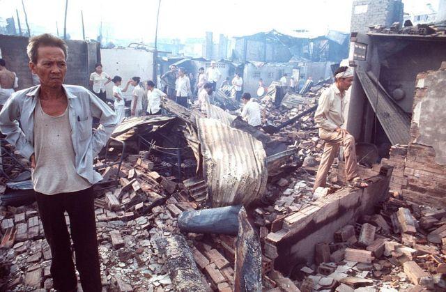 Sài Gòn ngay sau tháng Tư, 1975