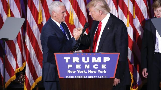 Trump dan Pence