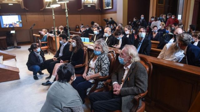 Xynthia Hawke's family in court on Thursday