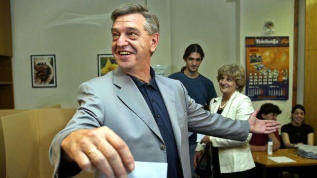 Maršićanin glasa, Beograd, 13. jun 2004. godine