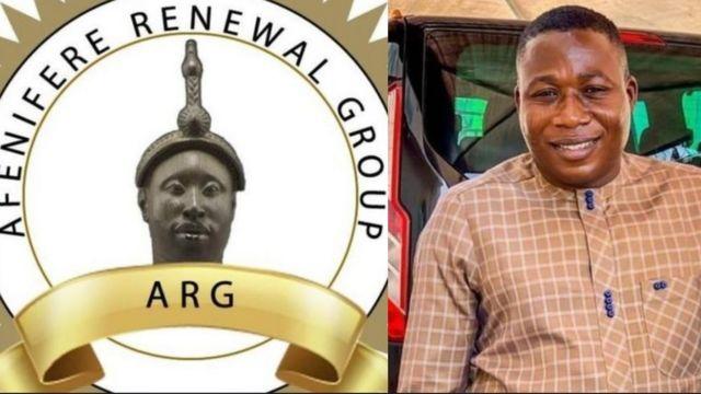 Aworan ami idamọ Afenifere ati Igboho