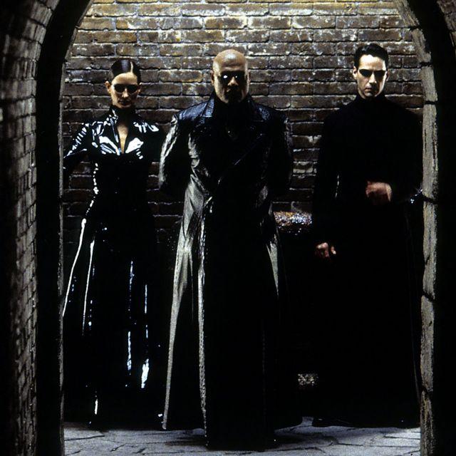 Escena de The Matrix