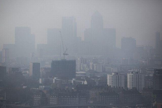 มลพิษในอากาศ