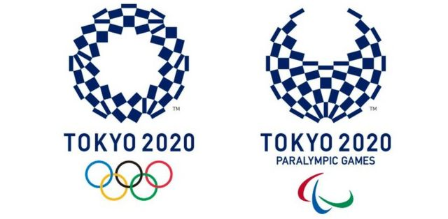 Tokyo 2020 Olympic and Paralympic logos