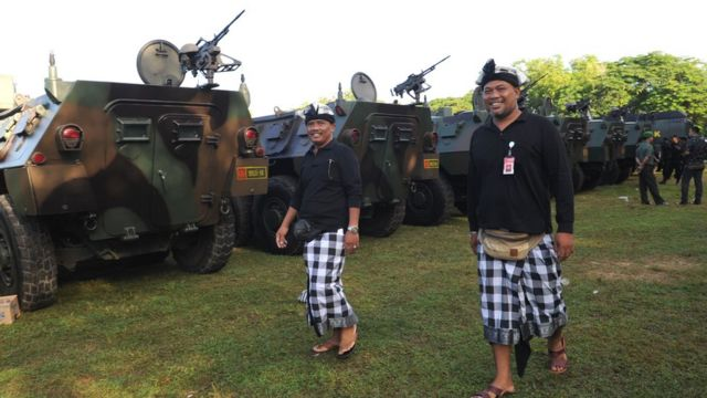 Bali, Raja Salman