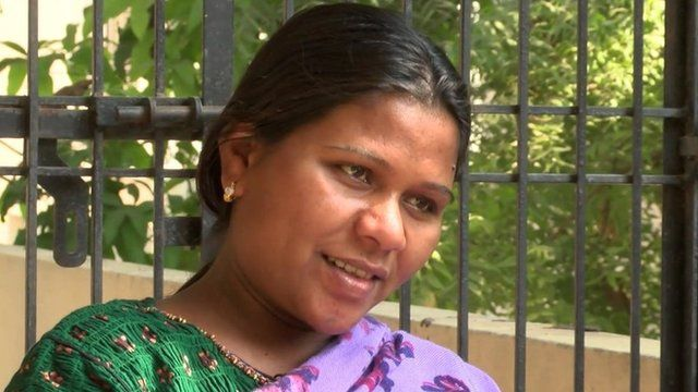 Devi Parmar who is a surrogate